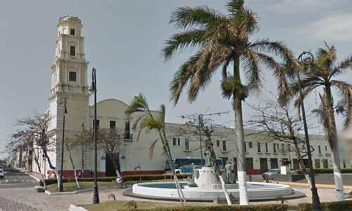 Museo Recinto de la Reforma en Veracruz