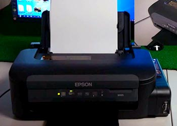 Epson WorkForce M105 Printer review