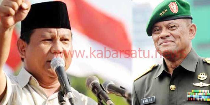Desakan Rakyat Prabowo-Gatot Lawan Jokowi Pilpres 2019 Makin Kuat, PDIP Kian Panik