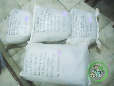 Pembeli Benih Padi TRISAKTI Periode 02-08 Oktober 2017