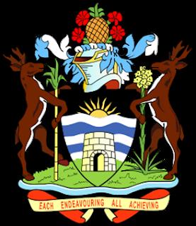 Lambang negara Antigua dan Barbuda