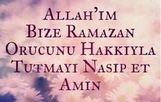 Anlamlı Ramazan Mesajları