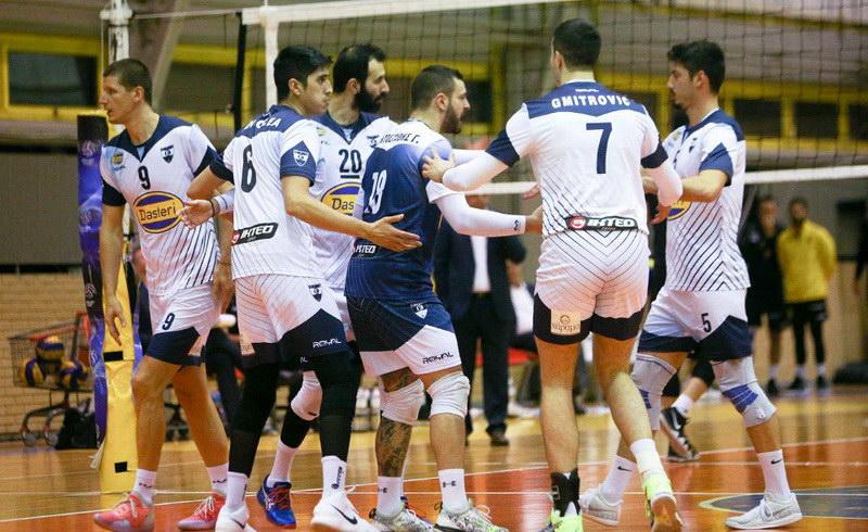 Ο Εθνικός Αλεξανδρούπολης έκανε το πρώτο βήμα για την παραμονή στη Volley League