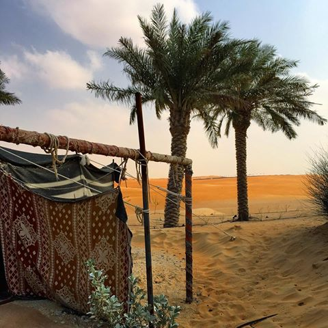 desert staycation at Tilal liwa hotel and resorts - www.ourdubailife.com