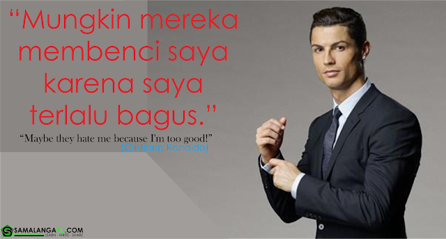 Kisah Sukses Cristiano Ronaldo