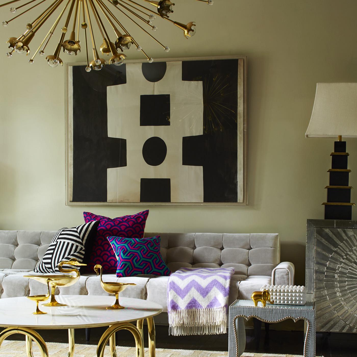 Rutledge Apartments: Color Outside The Lines: Paule Marrot