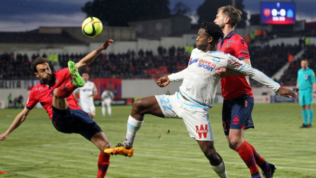 Match nul 1-1 entre le GFc Ajaccio et Marseille