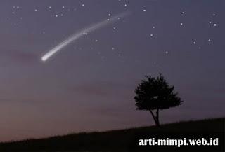 Arti Mimpi Melihat Bintang Jatuh