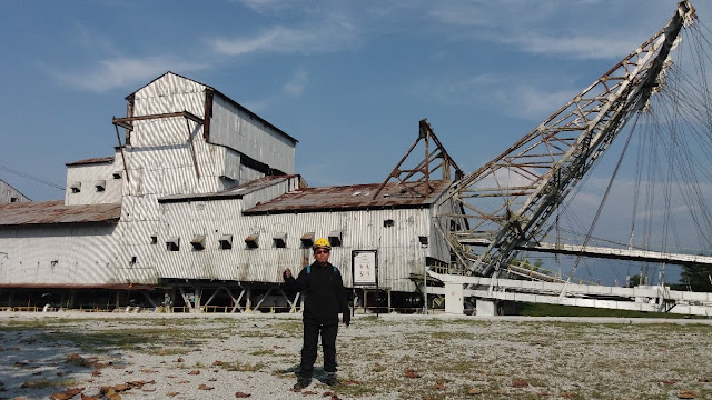 Tanjung Tualang Tin Dredge No. 5