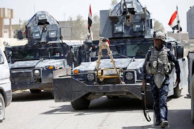 Akhiri Operasi, Militer Irak Klaim Kuasai Penuh Fallujah dari ISIS
