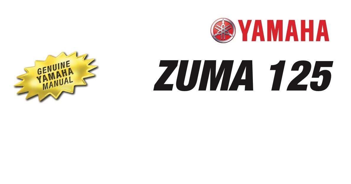 Yamaha 2016 2017 2018 2019 Zuma 125  Bws 125  Scooter