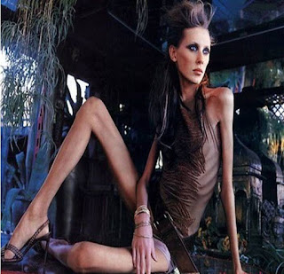 The world's 10 thinnest people - Home Decor