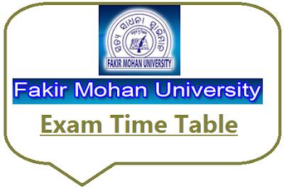 FMU +3 Exam Date 2020