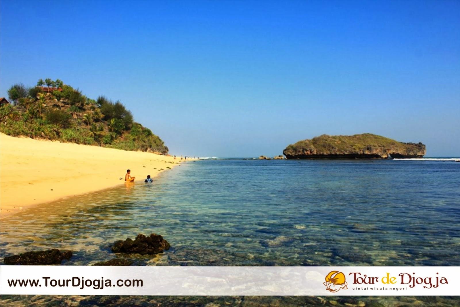 paket wisata jogja pantai