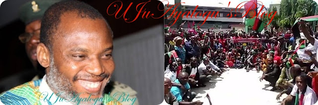 Threat to boycott Anambra polls not Kanu's idea - IPOB