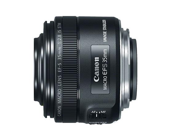 Canon presenta el nuevo lente EF-s 35mm f/2.8 macro