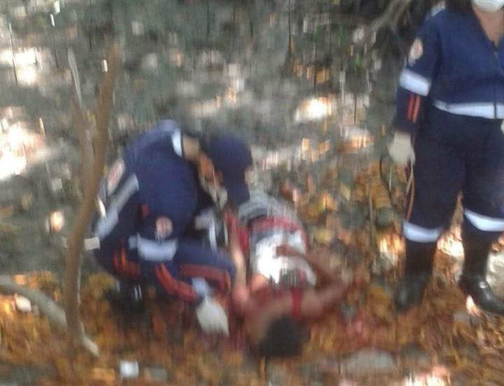Jovem é encontrado morto dentro de mangue em Aracaju