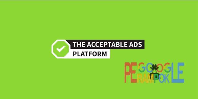 cara mendaftarkan blog ke white list adblock agar iklan tetap tampil