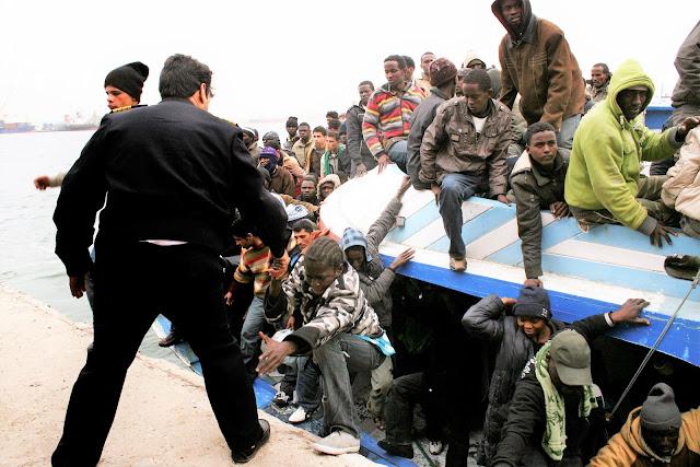 Λαθρομετανάστευση… Τραγική προβολή σε ένα όχι πολύ μακρινό μέλλον