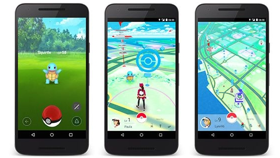 Update Terbaru Pokemon Go Apk 0.29.2 Support Android Jellybean 4.0
