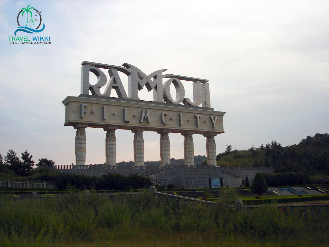 Ramoji Film City In Hyderabad, Andhra Pradesh