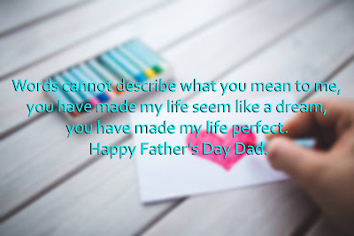 Beautiful Happy Fathers Day Wishes