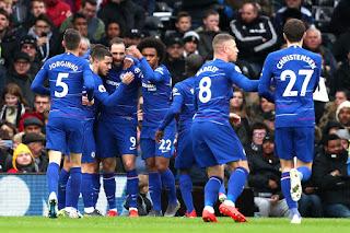 Video Bóng Đá: Xem lại trận đấu Fulham vs. Chelsea 21:05, ngày 03/03