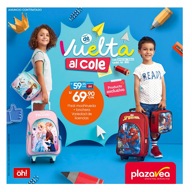 plaza vea catalogo