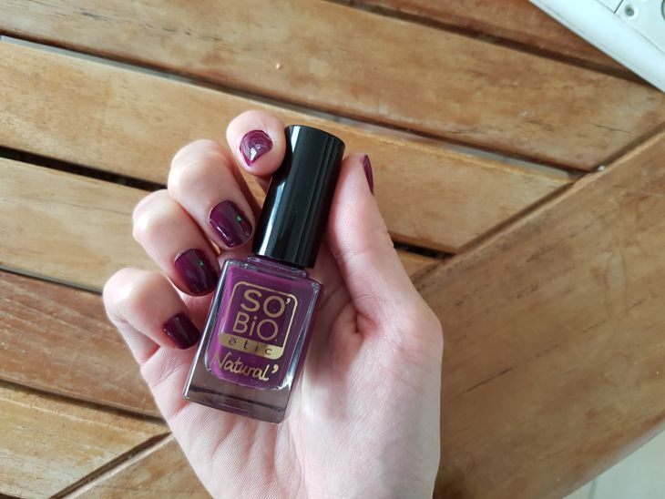 vernis so bio etic prune noire