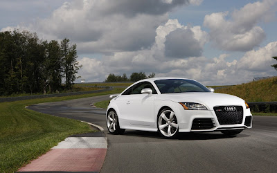 audi tt rs widescreen hd wallpaper