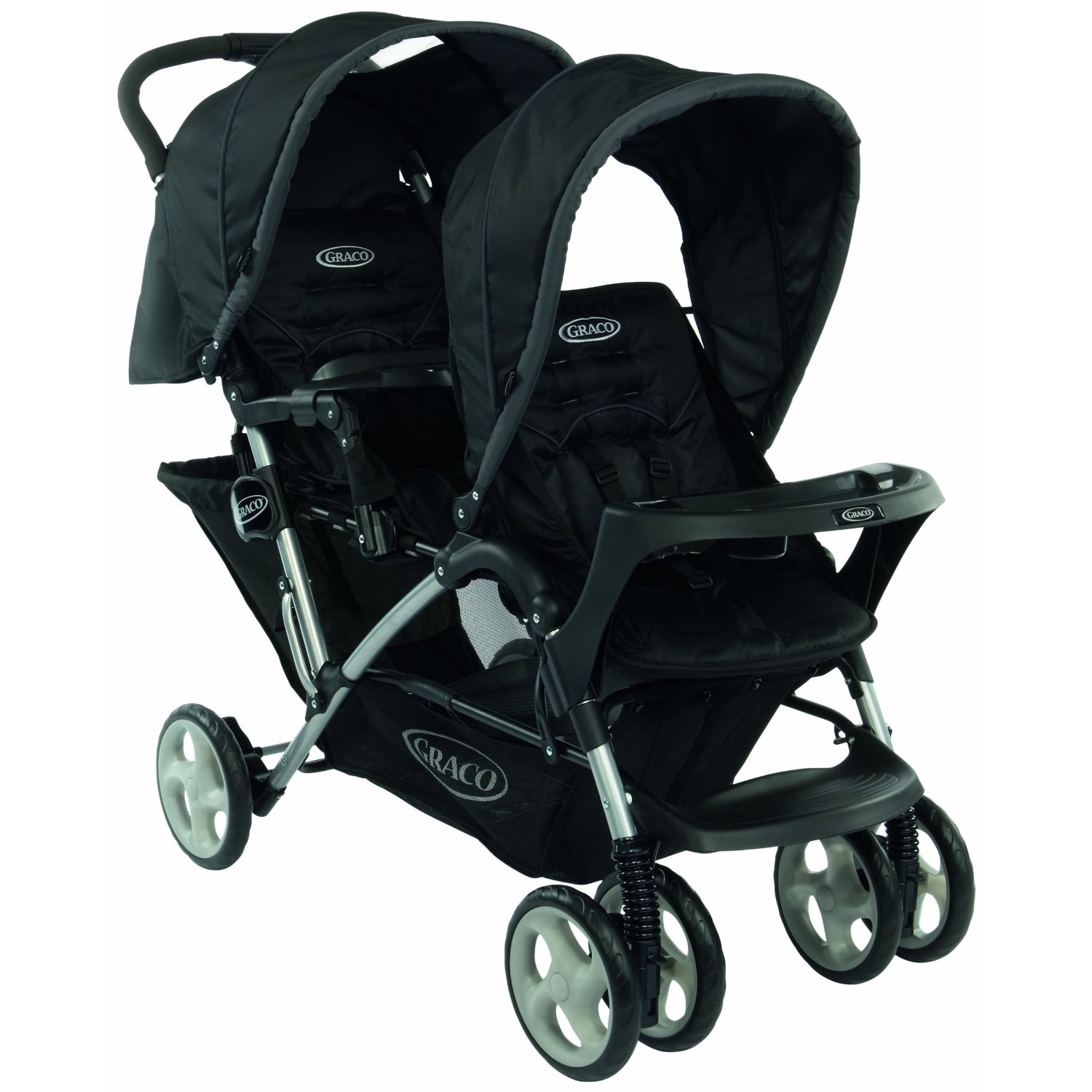 Uno2duo Stroller Graco Modes Duo All Colors Illinoispigskin