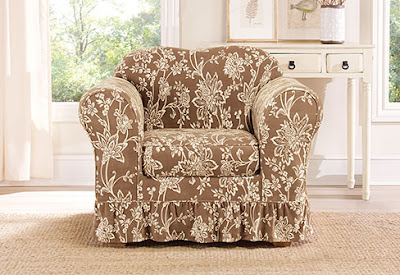 Sure Fit Slipcovers New Stretch Verona Slipcover Collection