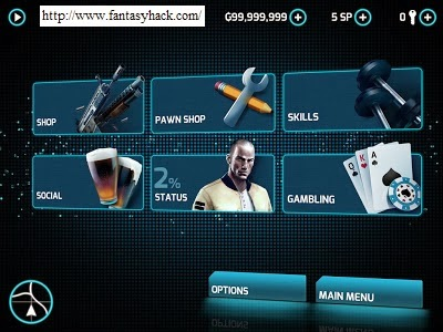 Download Free Gangstar Vegas Hack Unlimited Cash, Health, SP, Keys, Ammo,Parachutes 100% Working and Tested for IOS and Android.