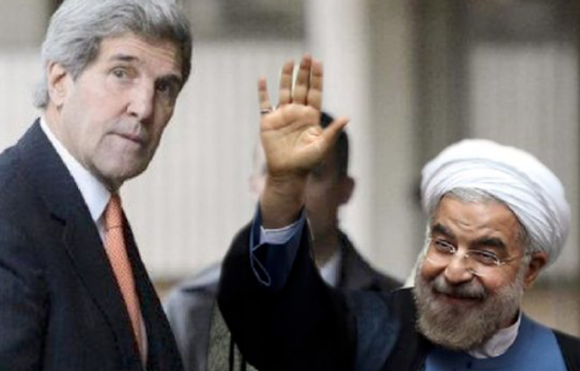"DEEP STATE DEPT: John Kerry admits meeting with Iranian officials at least ""three or four times"" in recent months"