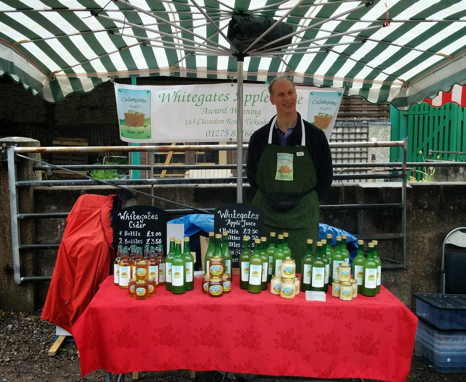 Food And Craft Market Tyntesfield