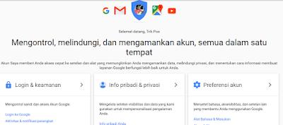 Cara Cepat Mengganti Password Email Gmail di Komputer