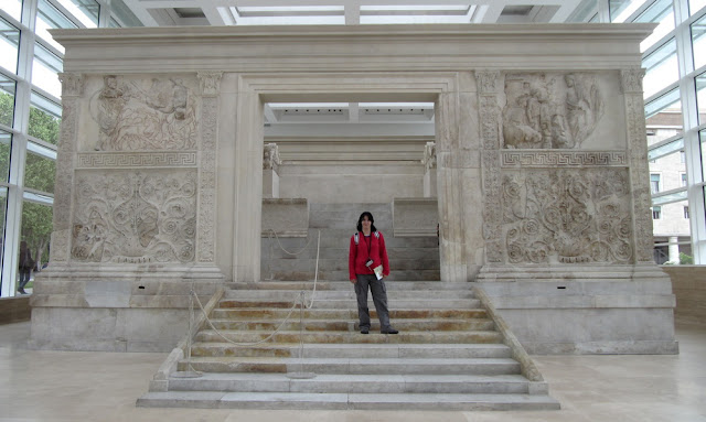 Museo del Ara Pacis, Roma