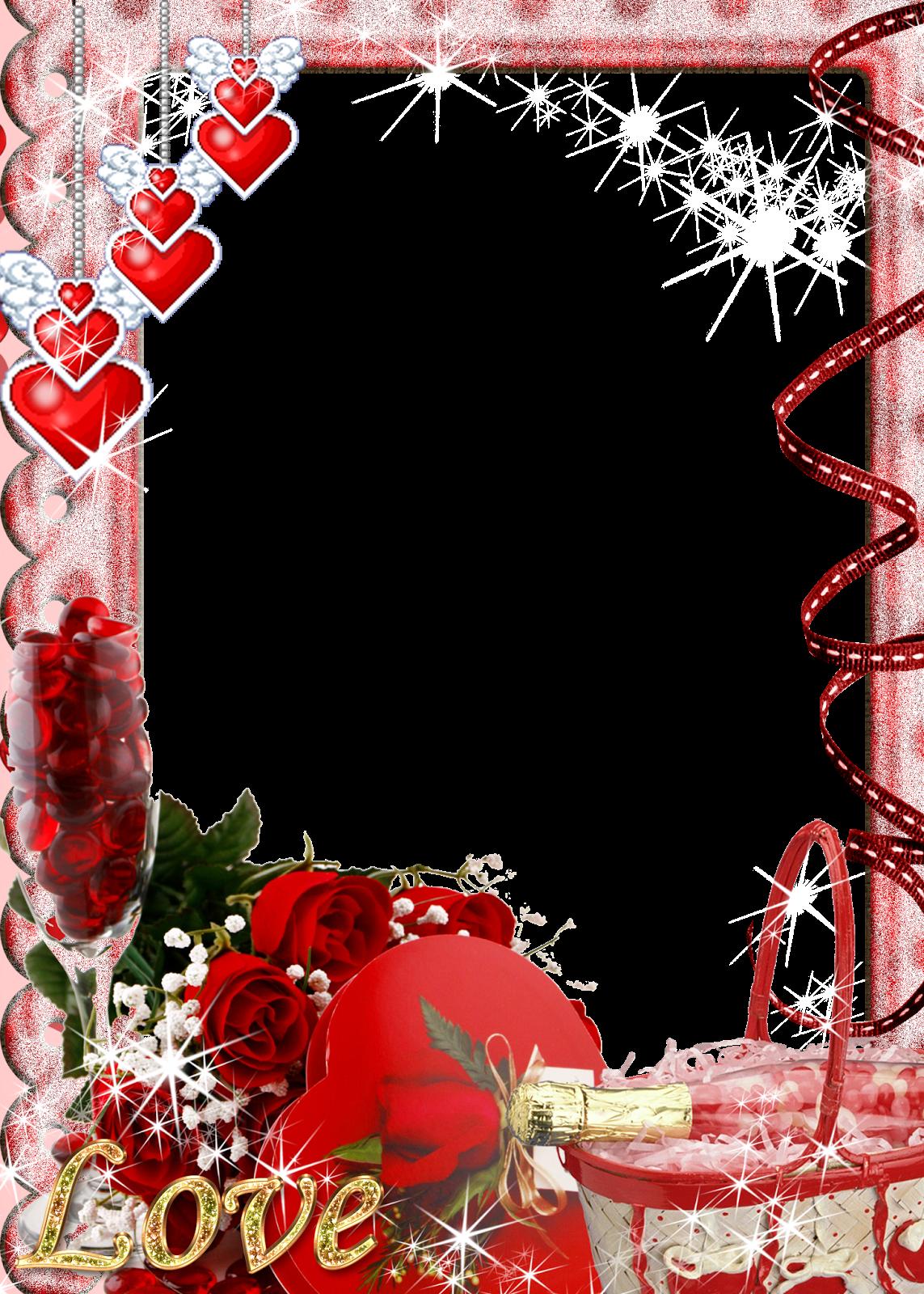 Marcos Para Photoshop Y Algo Mas San Valentin 1
