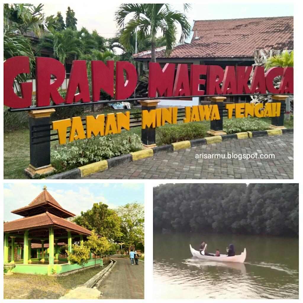 Grand Maerakaca : Central Java Miniature Park