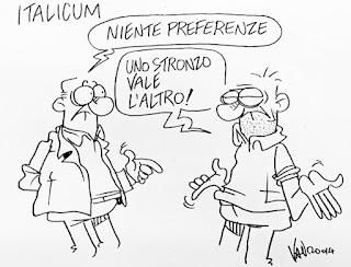 PER IL TRIBUNALE DI MESSINA L'ITALICUM è INCOSTITUZIONALE