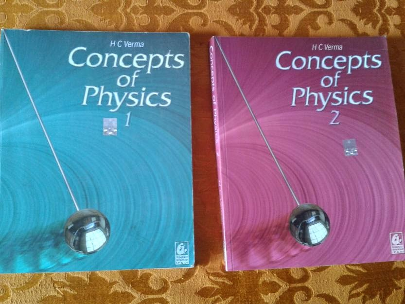 Download HC Verma Physics Part One here