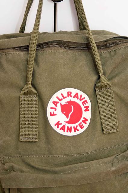 real vs fake torba marki Kanken jak poznać podróbkę