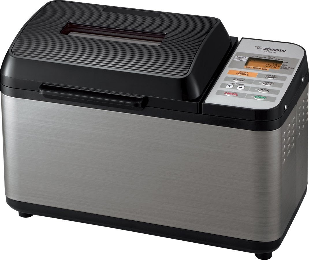 Zojirushi BB-PAC20 Home Bakery Virtuoso Breadmaker, picture, review features & specifications