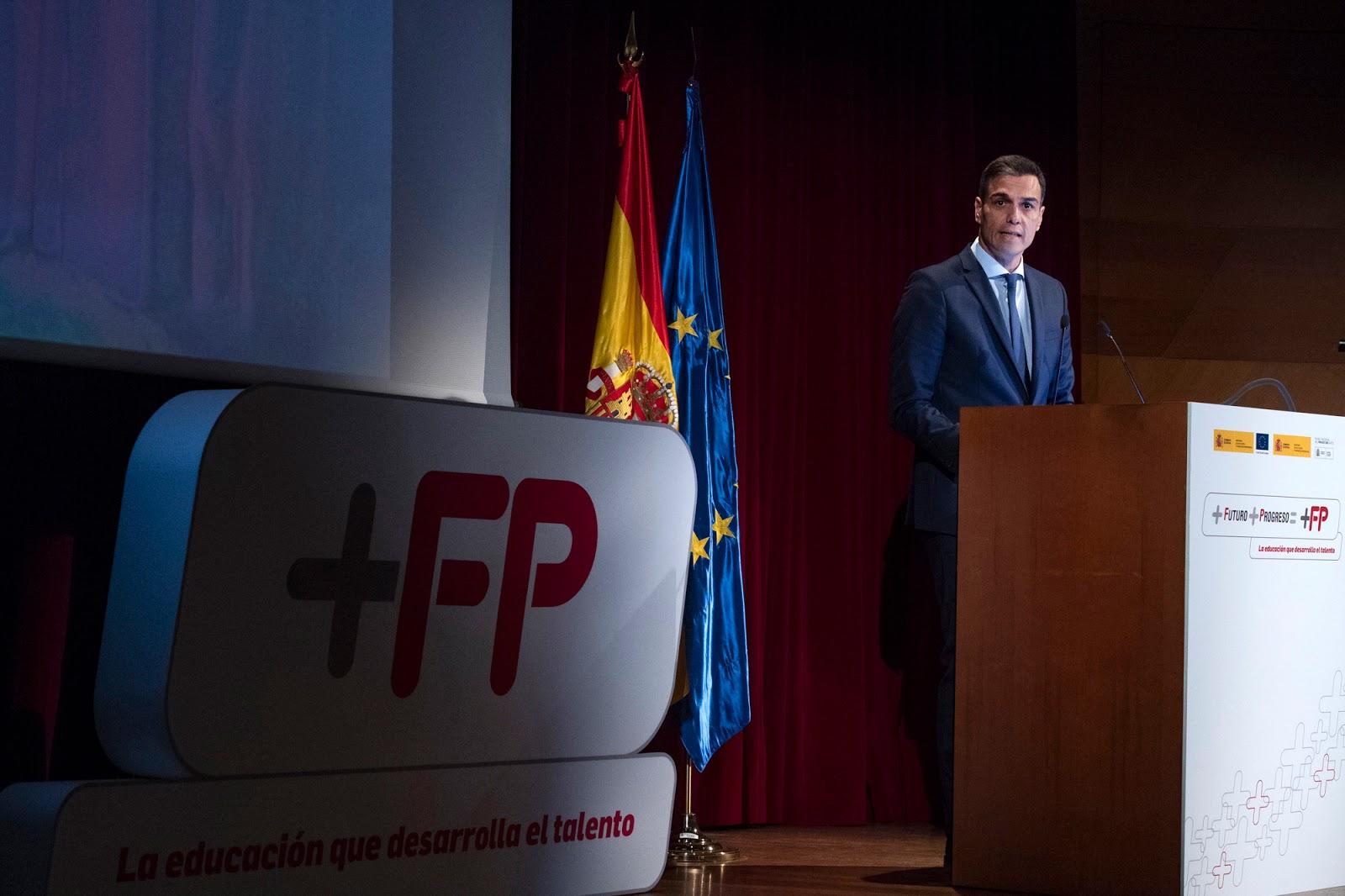 El PSOE impulsa una nueva Formación Profesional