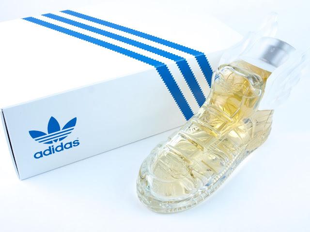 Adidas Originals by Jeremy Scott Eau de Toilette for Women & Men: Review