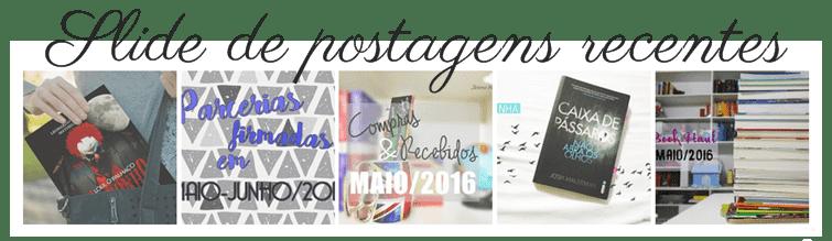 slide de postagens recentes automático