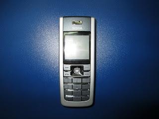Nokia jadul 6235 cdma