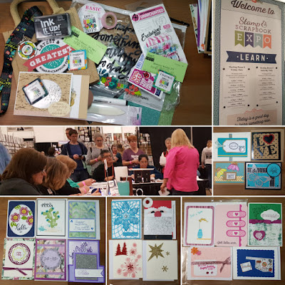 Stamp and Scrapbook Expo 2019