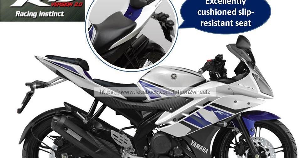 Life On 2 Wheelz Yamaha Listen To Customer Feedback S