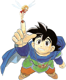 "Reseña de ""Dragon Quest: Emblem of Roto"" vol.2 de Kamui Fujiwara - Planeta Cómic"